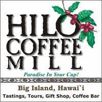 Hilo Coffee Mill Logo