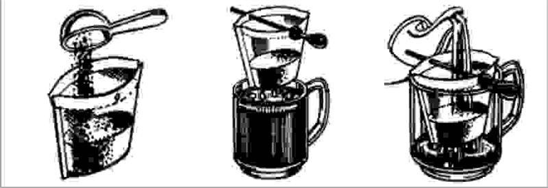 Miniminit Filters At Hilo Coffee Mill